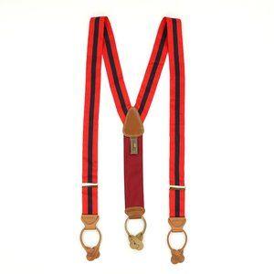New Trafalgar Adjustable Stretch Suspenders Braces